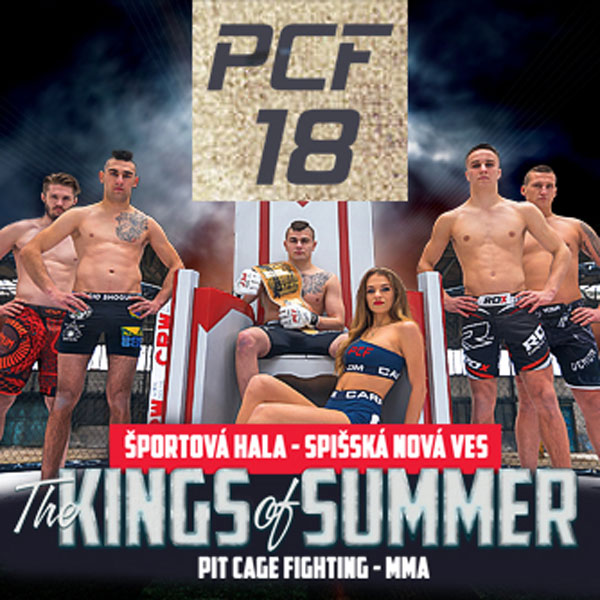 Pit Cage Fighting 18 - the KINGS of SUMMER