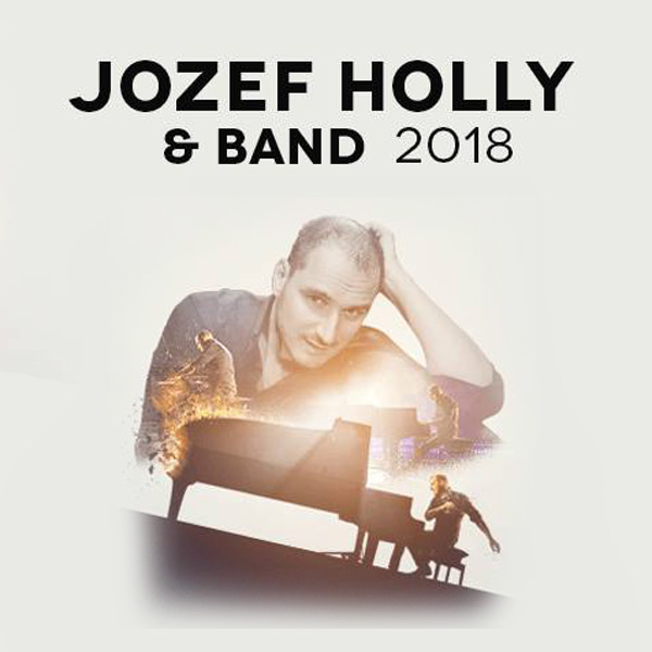 Jozef Hollý a band – Piano show