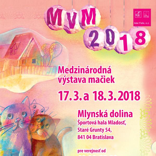 Medzinárodná výstava mačiek   marec 2018  05d92e873c0