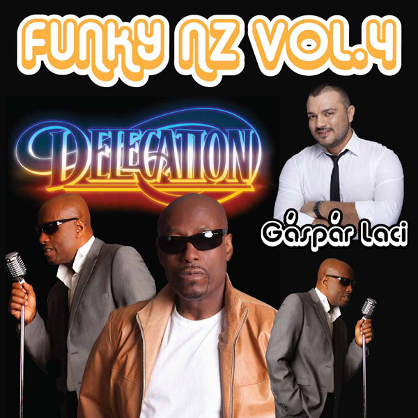Delegation /UK/ Funky NZ Vol. 4