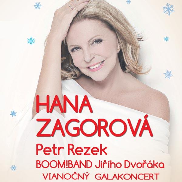 HANA ZAGOROVÁ - Vianočný Galakoncert