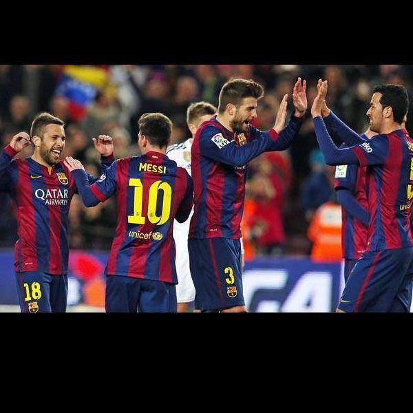FC BARCELONA – VILLARREAL