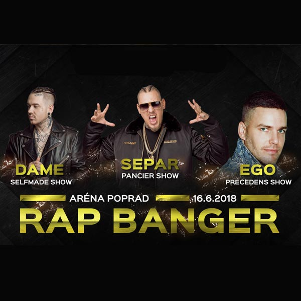 Rap Banger vol.1 with EGO, SEPAR, DAME