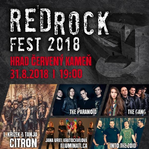 Red Rock Fest 2018