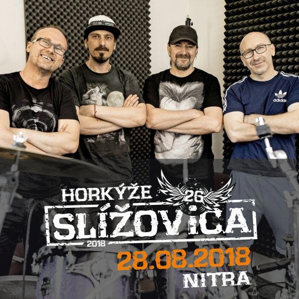 Slížovica festival 2018