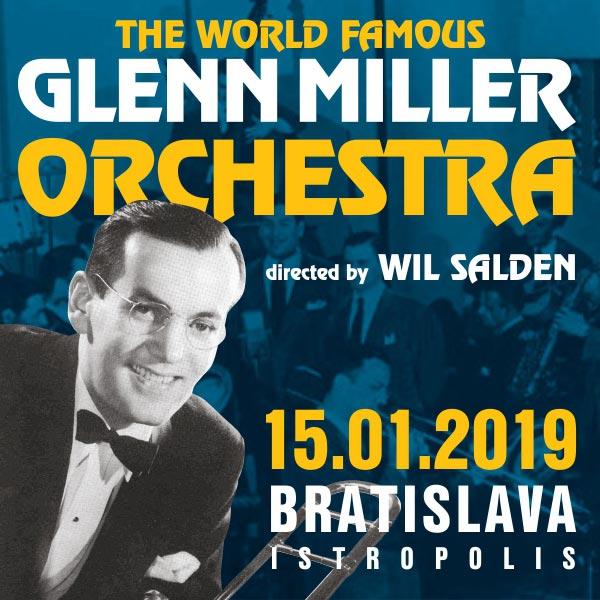 Glenn Miller Orchestra  - Tour 2019