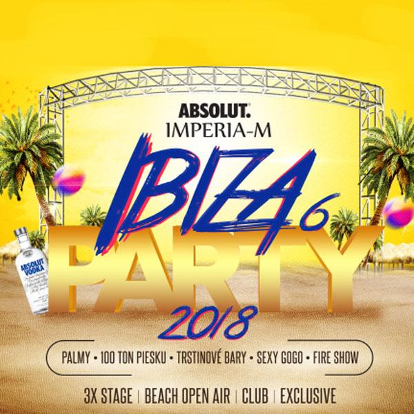 IBIZA PARTY 2018 IMPERIA-M
