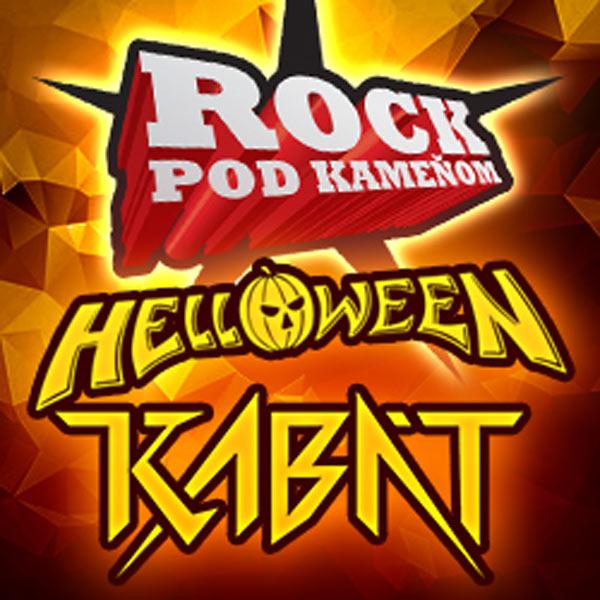 ROCK POD KAMEŇOM 2018