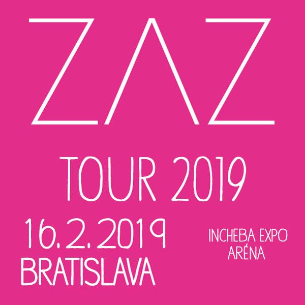 ZAZ tour 2019