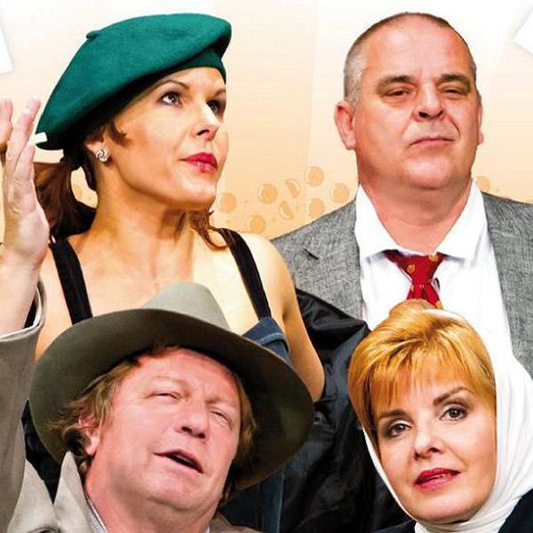 Mandarínková izba – divadelná komédia