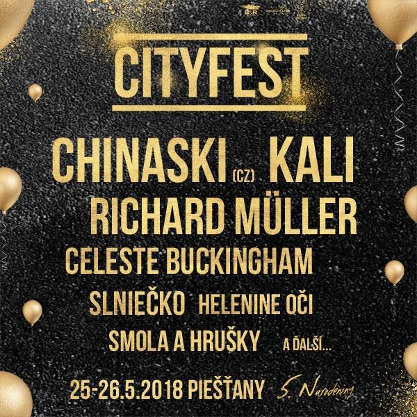 CITY FEST 2018