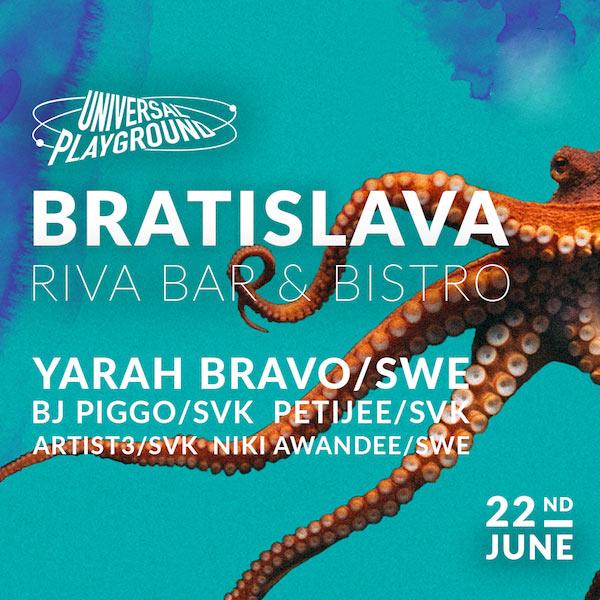 Universal Playground BRATISLAVA