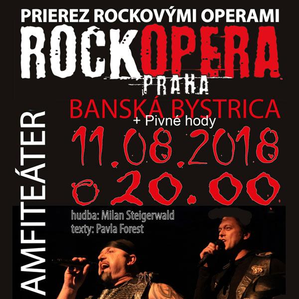 Rock opera + pivné hody