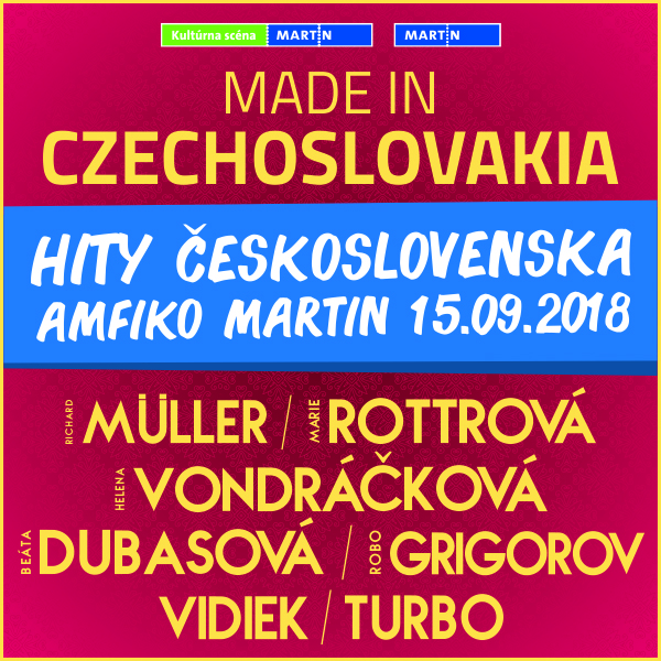 Made in Czechoslovakia