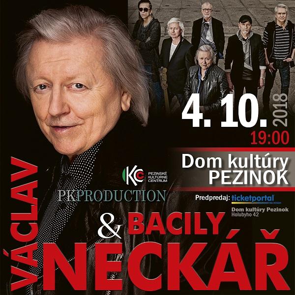 VÁCLAV NECKAŘ & BACILY