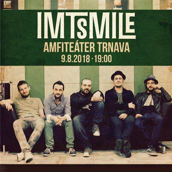 IMT SMILE 2018 AMFITEÁTER TRNAVA