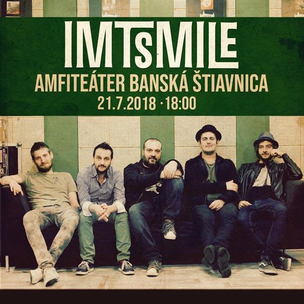 IMT SMILE 2018 AMFITEÁTER BANSKÁ ŠTIAVNICA
