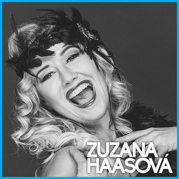 Zuzana Haasová a the Susie Haas Band