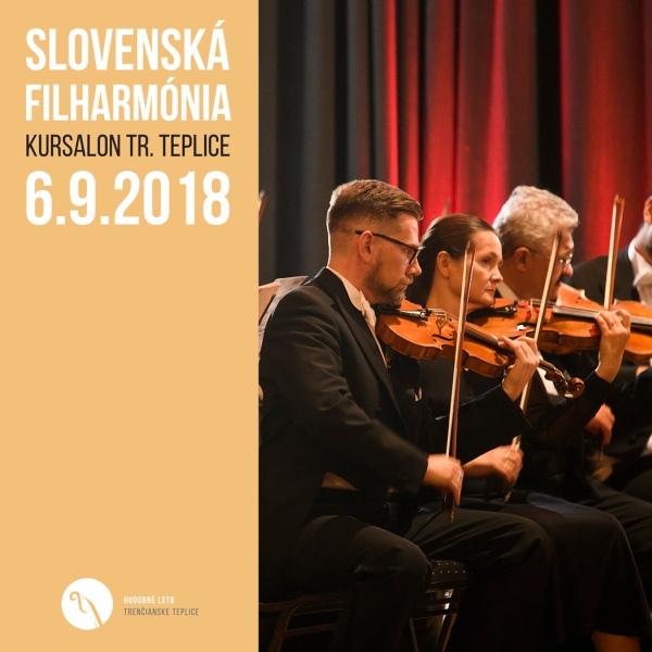 Záverečný koncert - Slovenská filharmónia