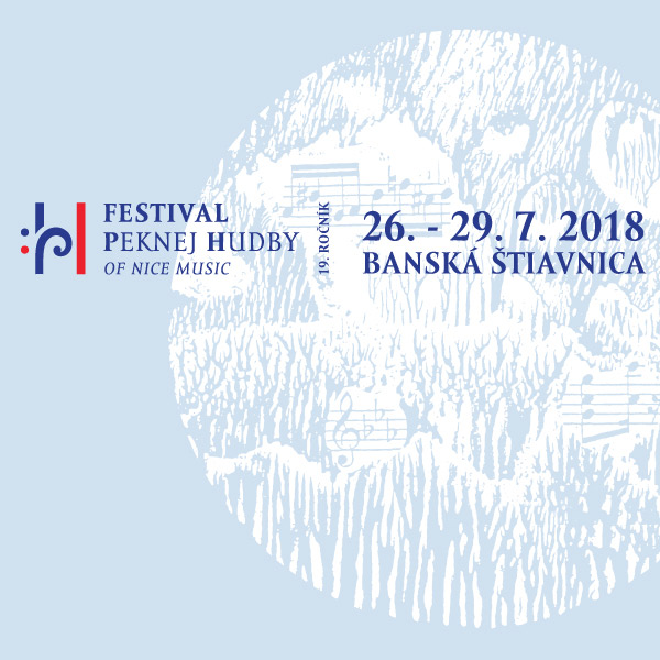 Festival peknej hudby - 27.7.2018 / 20:00