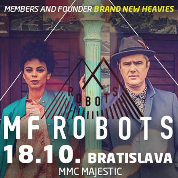 MF ROBOTS + IGOR KMEŤO ml.