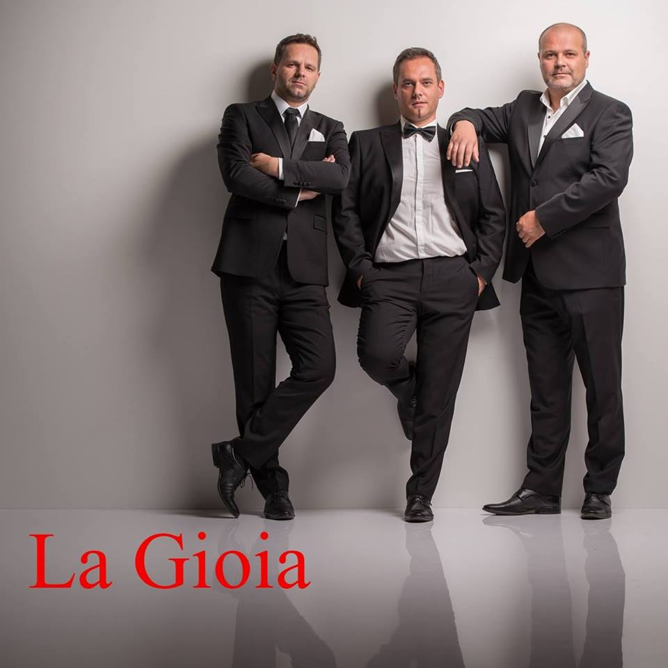 La Gioia a Simple Lounge Quartet – galakoncert
