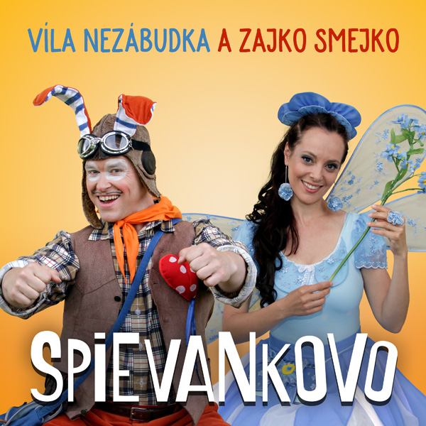 SPIEVANKOVO Víla Nezábudka a zajko Smejko, koncert