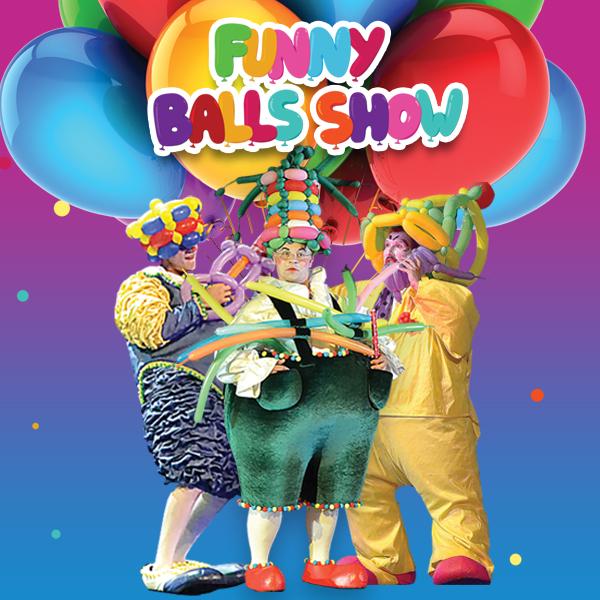 Funny Balls Show