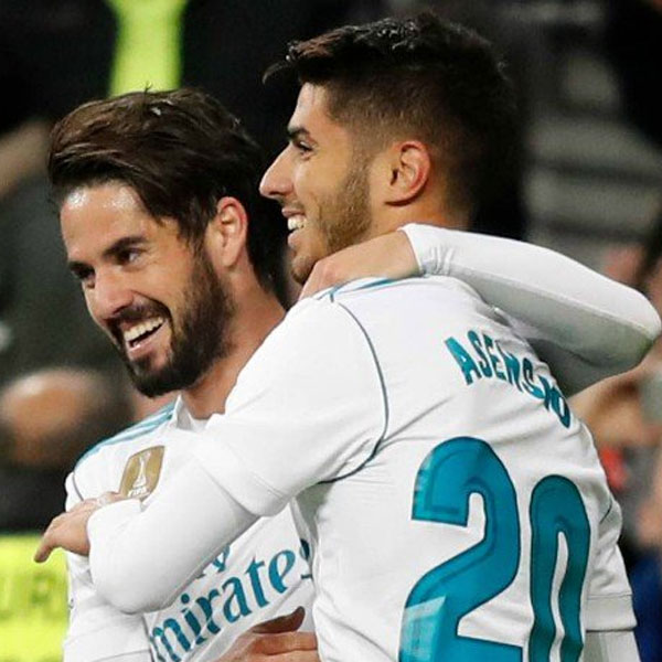 REAL MADRID – LEVANTE