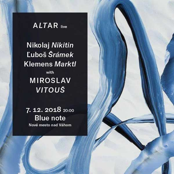 Altar Quartet feat Juraj Bartoš