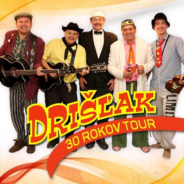 DRIŠĽAK 30 TOUR