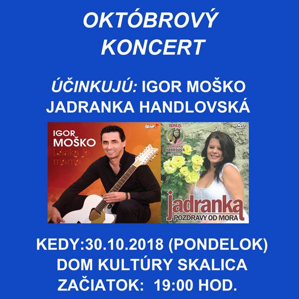Októbrový Koncert