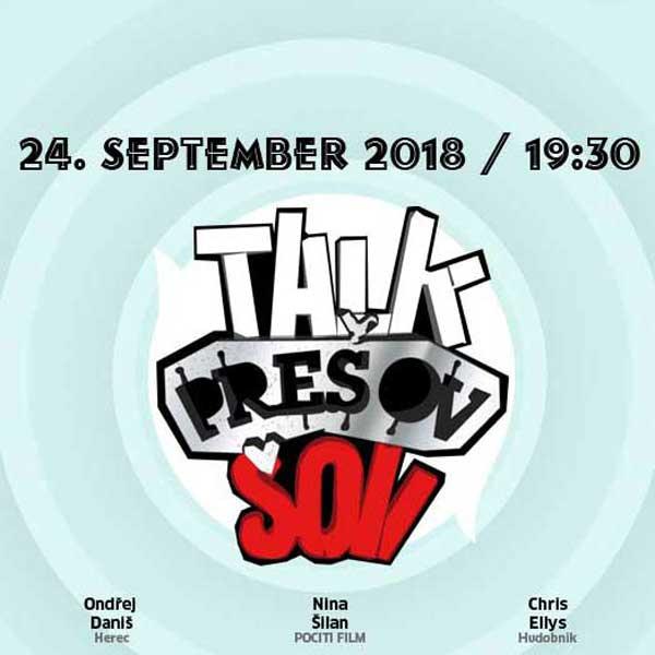 Talkshow Prešov XX.