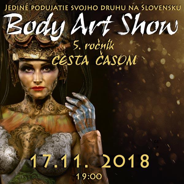 BODY ART SHOW 2018