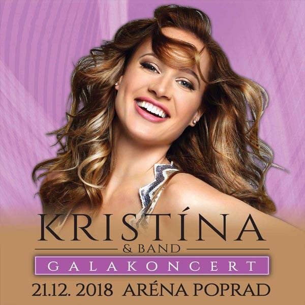 Kristína & Band – Galakoncert