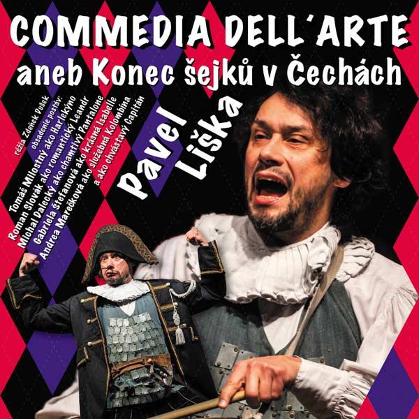Commedia dell´arte aneb Konec šejků v Čechách