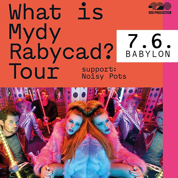 What is Mydy Rabycad? Tour - Bratislava