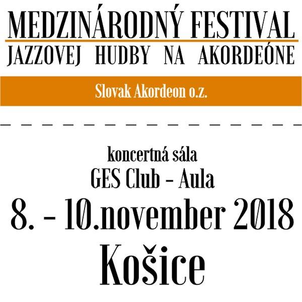 Medzinárodný festival jazzovej hudby na akordeóne