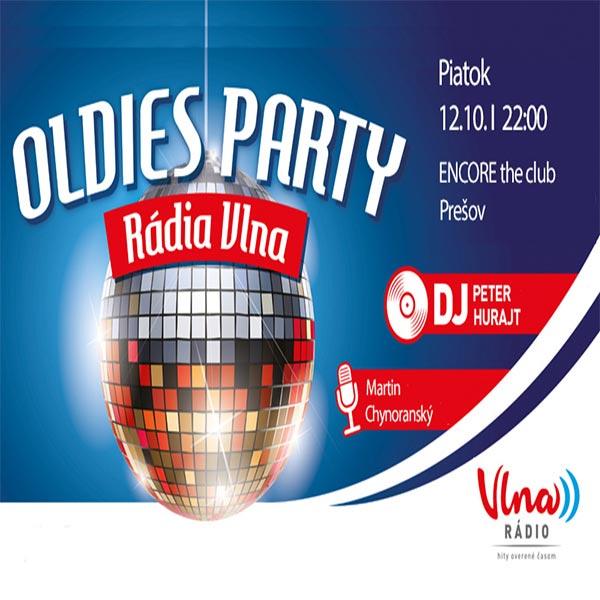 a52cdd0c8 Oldies párty Rádia Vlna v Encore the club | TICKETPORTAL Tickets at ...