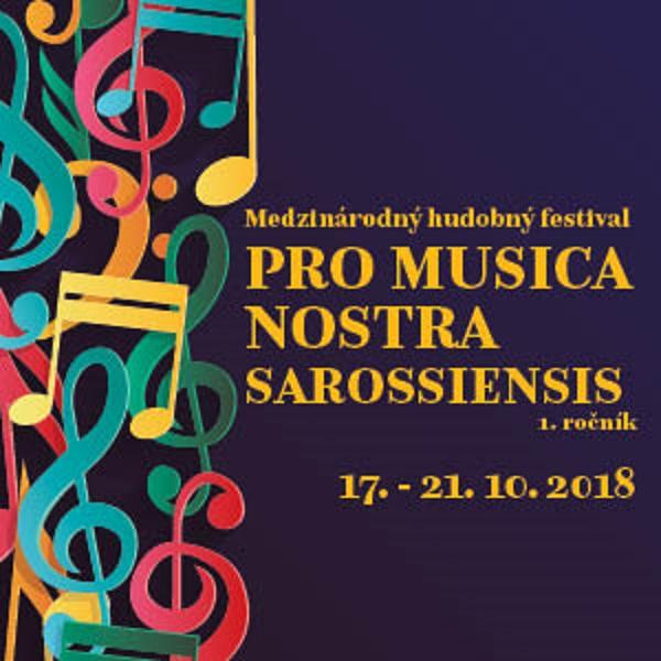 Pro musica nostra Sarossiensis/ Fričovce