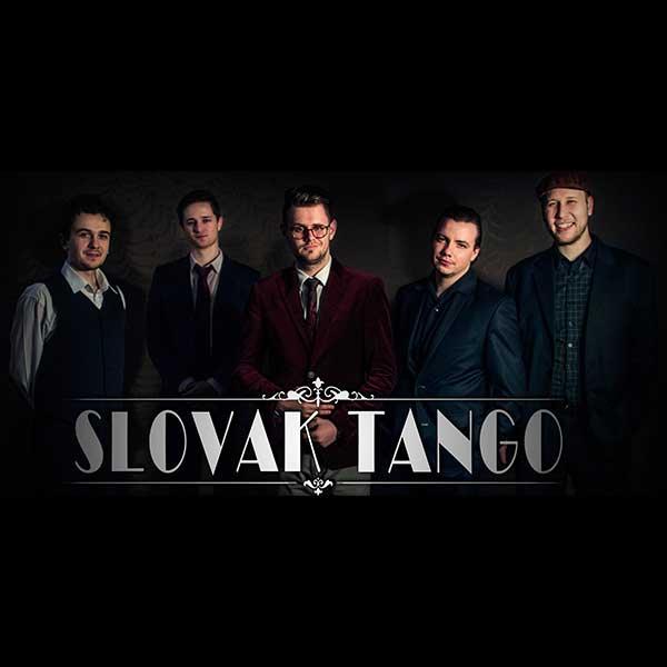 SLOVAK TANGO - 10 rokov na hudobnej scéne