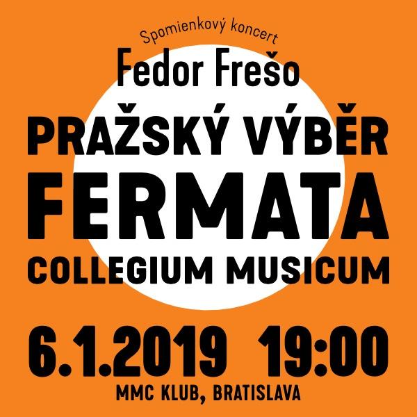 Spomienkovy Koncert FEDOR FREŠO