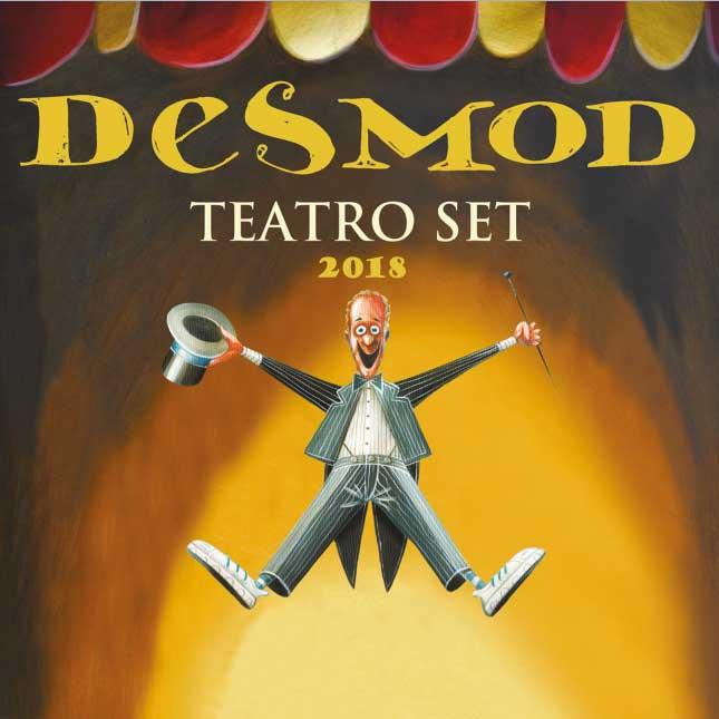 Desmod - Teatro Set 2018