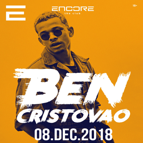 Ben Cristovao v Encore the Club