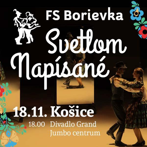 Svetlom napísané - profilový program FS Borievka