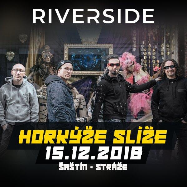 Horkýže slíže - Riverside Šaštín Stráže