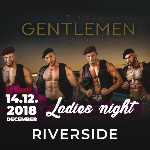 The Gentlemen Slovakia - Ladies Night