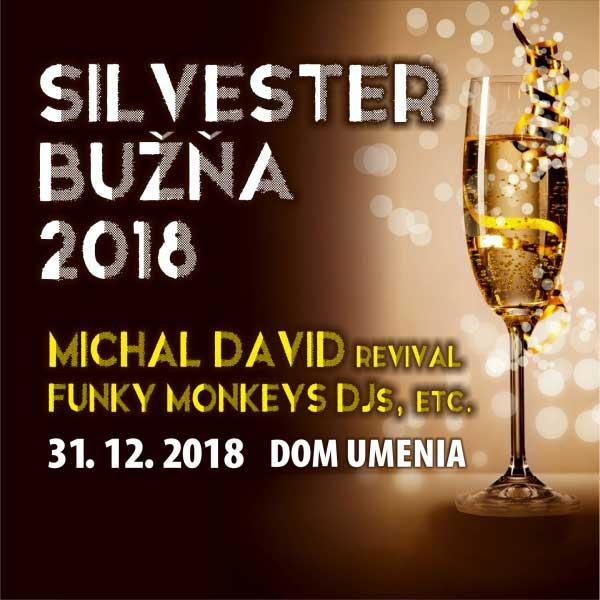 SILVESTER BUŽŇA 2018