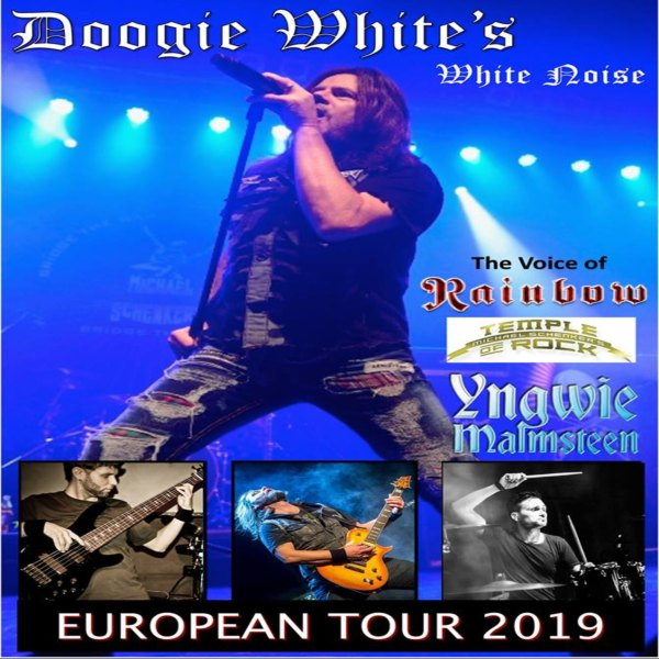 Doogie WHITE a Band