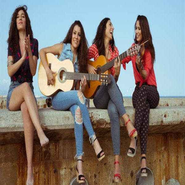 LAS MIGAS – Flamenco female quartet /ESP/